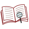 Science Synthesis and Annotated Bibliography Icon